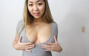 Cum On My Tits Joi - Ashley Aoki