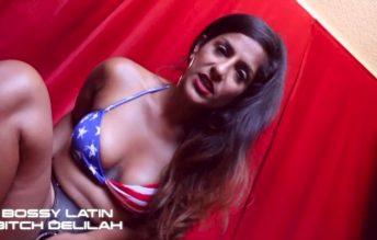 Red, White, & Blow Me POV - Bossy Delilah