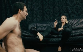Mistress Anette - Anette is brutal in every way Part 1 - CRUEL PUNISHMENTS - SEVERE FEMDOM