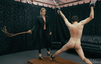 Anette is brutal in every way Part 2 - CRUEL PUNISHMENTS - SEVERE FEMDOM - Mistress Anette