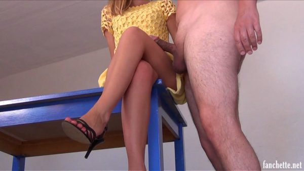 Jambes Croisees – [HD-1080p – Mp4] – Chronicles of Mlle Fanchette