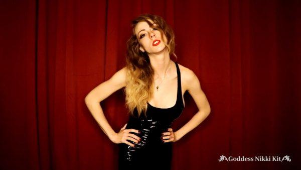 Milking your Prostate Anal FemDom JOI – Goddess Nikki Kit