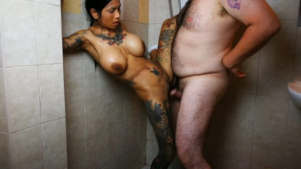 Inked Asian Shower Bj Fuck Facial – Inked Monster