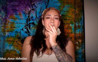 Smoke While I Stroke - Jamie Valentine