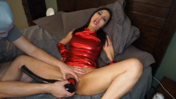 Atm/Squirting/Licking Cum Off The Floor – Jasmine Dark