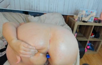 BBW Wants To Share Her Ass With You - Kates Kurves