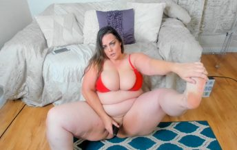 Custom BBW Cums For You - Kates Kurves
