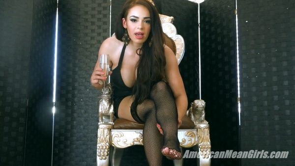 Carmela's Slave Follow Orders – Princess Carmela