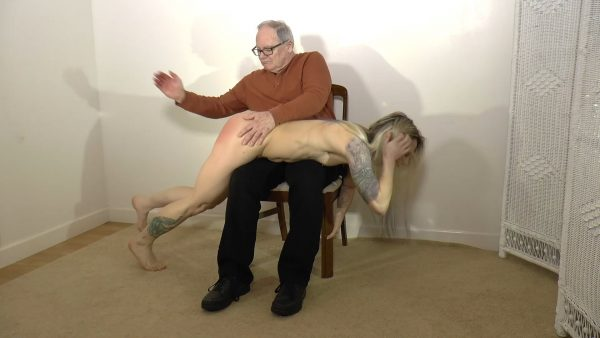 Lily's Outfits Spankings, #2, Part 7, Mf, MP4 – Spanking 101 The Book, Clips Store