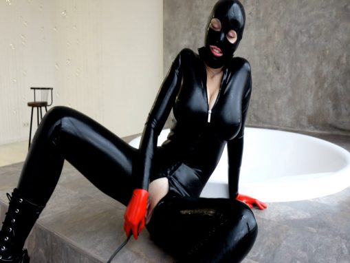 Latex passion in penthouse Part 1 – Xozt latex studio