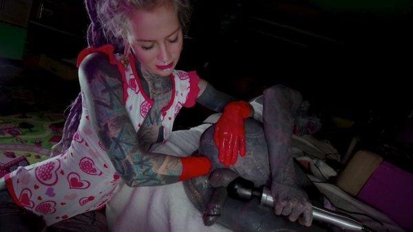 Tattoo Couple Latex Gloves Anal Fisting 1080p – Anuskatzz