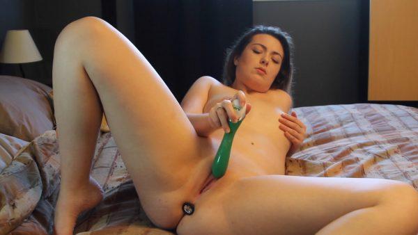 Double Penetration – Aubrey Mae