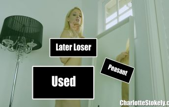 Rechargeable Reject Station 4 1080p - Charlotte Stokely
