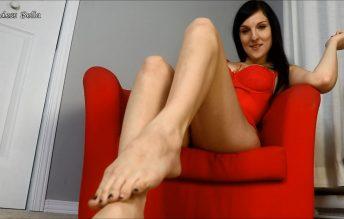 Foot Loser Orgasm Denial 1080p - Goddess Bella