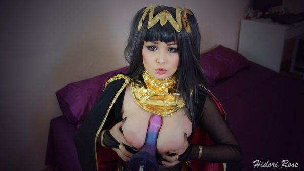Tharja And The Transformed Dragon Cock – Hidori