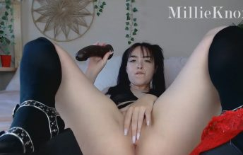 Size Queen Fucks Bbc 1080p - Millie Millz