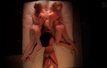 Trance Therapy - Nurse Training - Mind Under Master - Khloe Kapri, Maya Bijou, Vienna Rose
