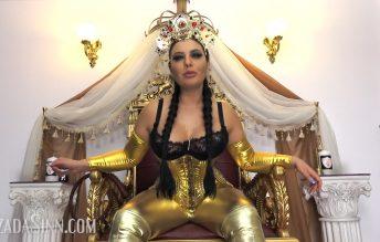Matriarch Ezada Sinns Altar Worship Ritual 1080p - Mistress Ezada Sinn