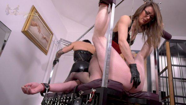 Training Anal Slut Parts 2 1080p – Mistress Krush, Miss Nera Skye