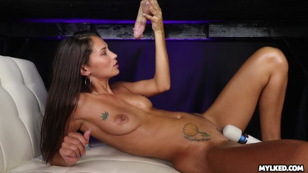 Stroked Out – Mylked – Ari Parker
