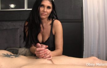Smothered in Cum - Obey Melanie