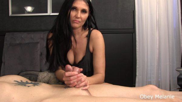 Smothered in Cum – Obey Melanie