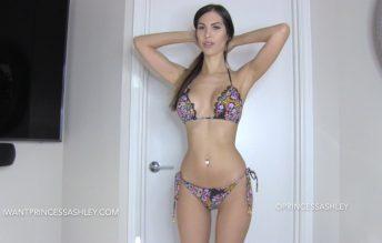 Ashley's Bikini Loser Forever 1080p - Princess Ashley