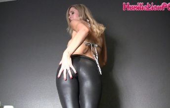 Slurp It Up For A Shiny Ass On Your Computer Screen - Princess Lyne