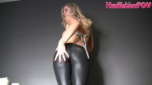Slurp It Up For A Shiny Ass On Your Computer Screen – Humiliation POV – Princess Lyne