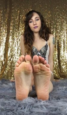 Lingerie and Soft Pretty Feet – Princess Bella Soles
