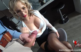 Insatiable For Your High Heeled Nylon Legs 2160p - Angel The Dreamgirl