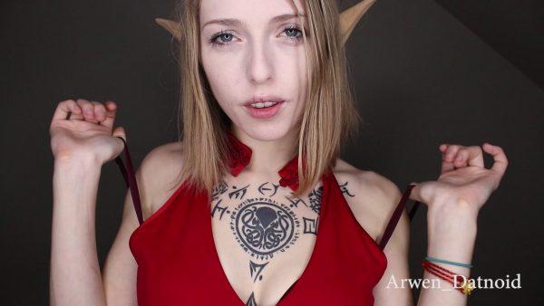 Relaxing Elvish JOI 1080p – Arwen Datnoid
