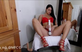 Custom Nick Beaded Anal Plug Orgasm - Ca_ndi MFC