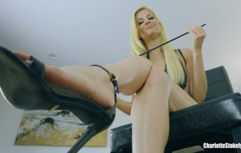I'm Wrecking Your Asshole 1080p - Charlotte Stokely