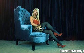 Your Squeeze Found Out 1080p - Charlotte Stokely
