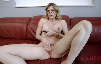 Fun and Games With My Step-Mom 1080p - Cory Chase