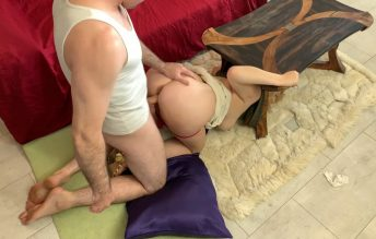 Nagging Stepmom Wants Stepson To Clean But Gets Stuck And Fucked Instead 1080p - Erin Electra