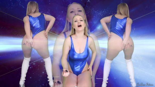 Cosmic Lust Pump 720p – Goddess Poison