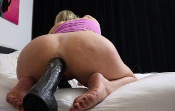 Stretching Her Ass More And More 1080p - Helena Lana