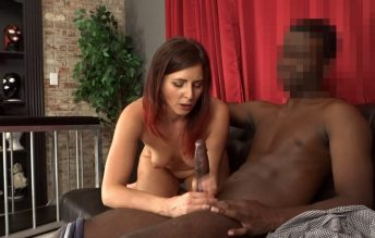 I give a nasty BIG BLACK COCK SPIT JOB!!! (Full Video) With some BBC POV!!! 1080p - Helenas Cock Quest - Helena Price