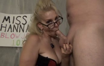 Blonde Milf Bbw Mom Teaches How To A Give Blowjob Swallow Cum Sex Education 1080p - Humpin Hannah