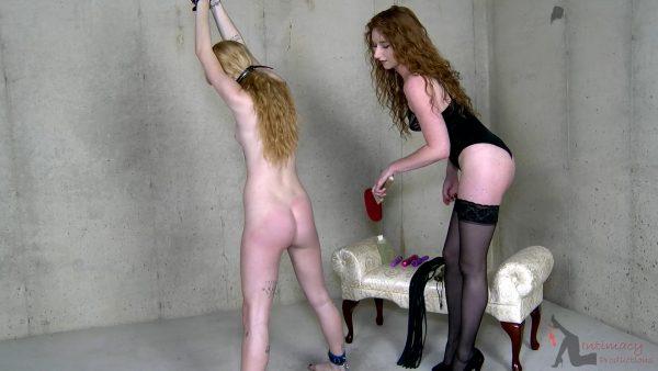 Bianca Punishes Sarah – HD 1080p – Intimacy Productions – Bianca Rose, Sarah