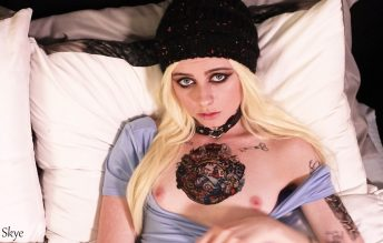 Blonde Alt Tattooed Babe 1080p - Jade Skye