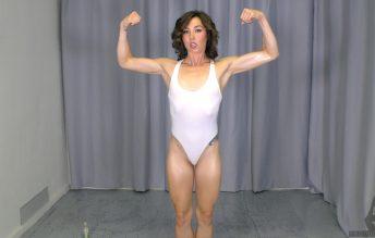 Sexy, Lean Ballerina Muscles 2160p - Janira Wolfe