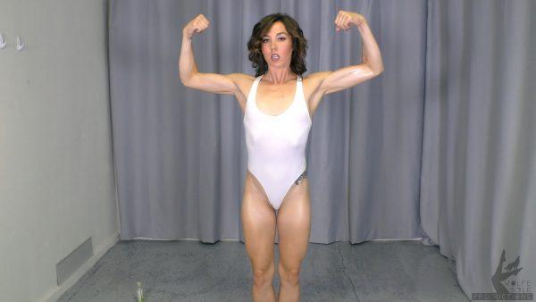 Sexy, Lean Ballerina Muscles 2160p – Janira Wolfe