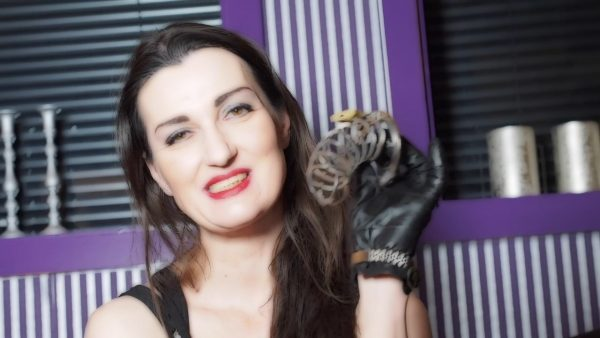 My Chastity Fantasies Key Holding 720p – Lady Victoria Valente