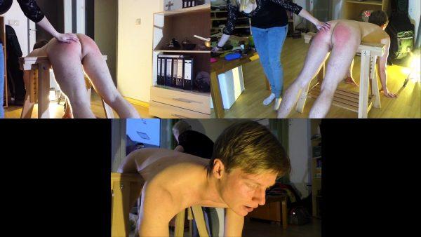 Clip 31Ar Lili Turn Tables 1080p – Lovely Fetish Spanking Bondage More