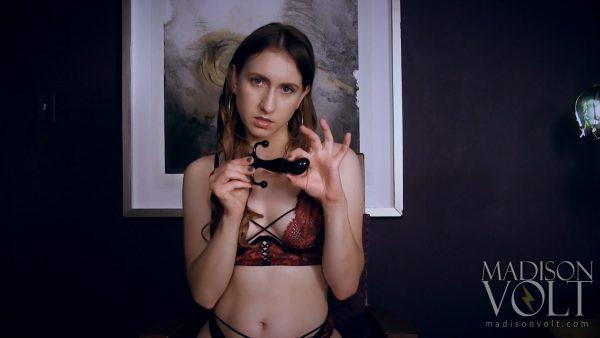 Prostate Orgasm Training 1080p – Madison Volt