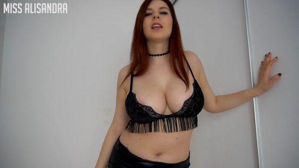 Premature Ejaculator Orgasm Game 1080p – Miss Alisandra