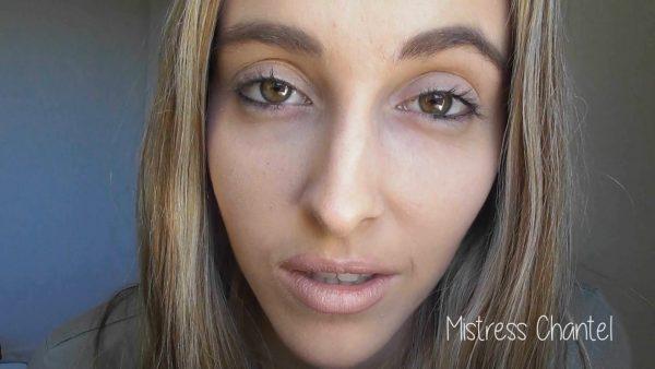 JOI CEI MIND CONTROL 1080p – Mistress Chantel